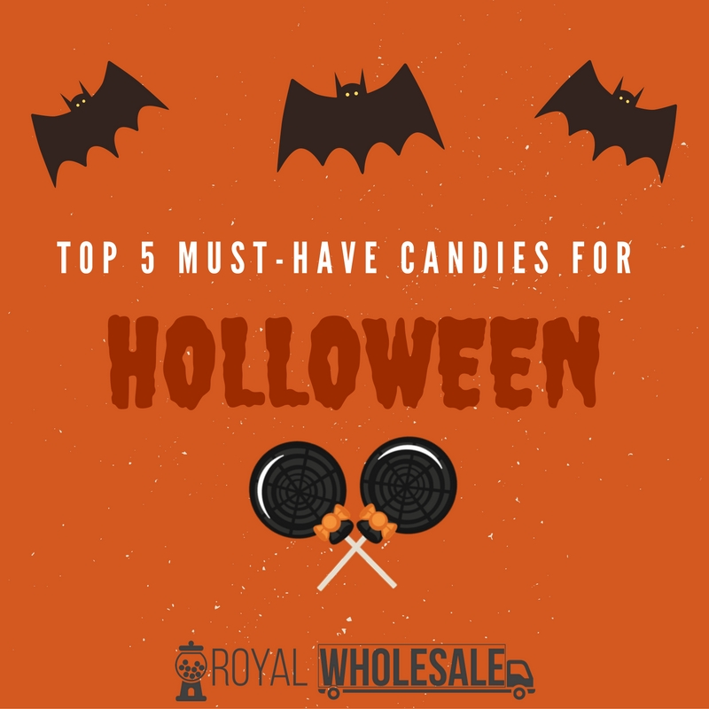 Top 5 Must-Have Candies for Halloween