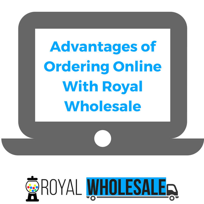 Advantages of Ordering Online With Royal Wholesale
