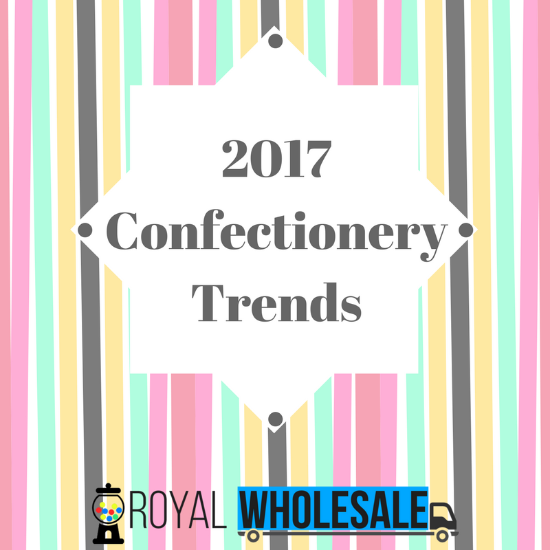 2017 Confectionery Trends