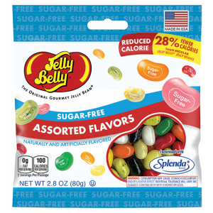 Sugar Free Jelly Belly 10 Flavor Bag