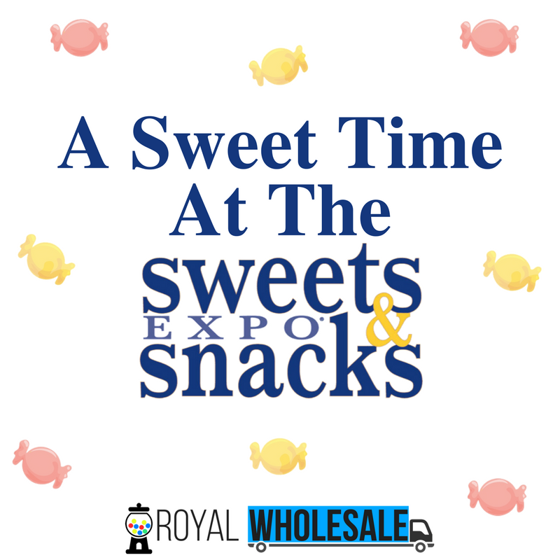 A Sweet Time At The Sweet & Snacks Expo