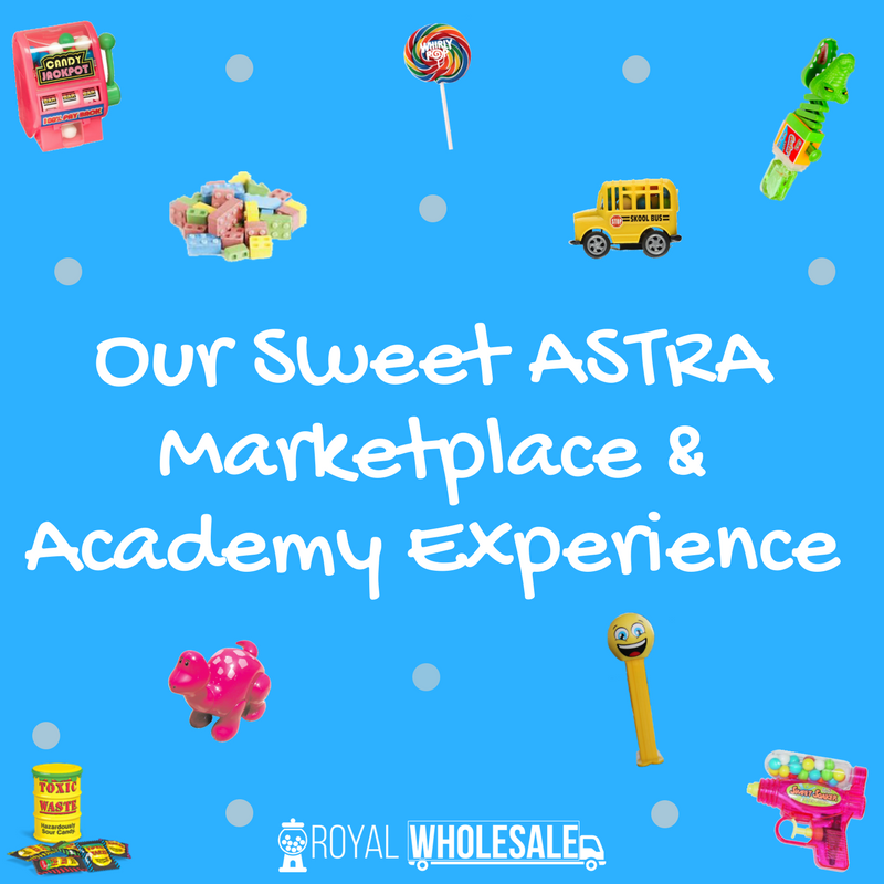 Our Sweet ASTRA Marketplace & Academy Experience