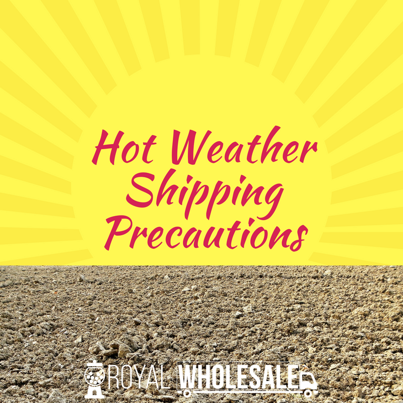 Hot Weather Shipping Precautions