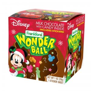 Disney Holiday Wonderball
