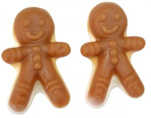 Gummy Gingerbread Men
