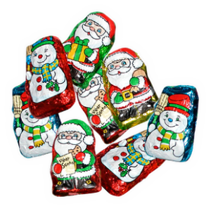 Palmer Milk Chocolate Santas Helpers