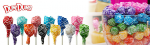 Dum Dums Color Party Lollipops