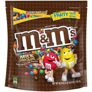 MMS Resealable Bag