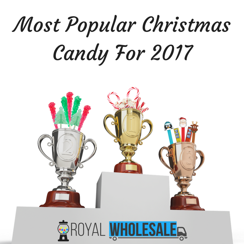 Most Popular Christmas Candy For 2017