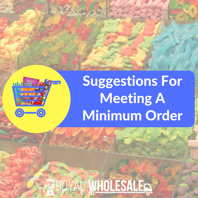 Suggestions For Meeting A Minimum Order