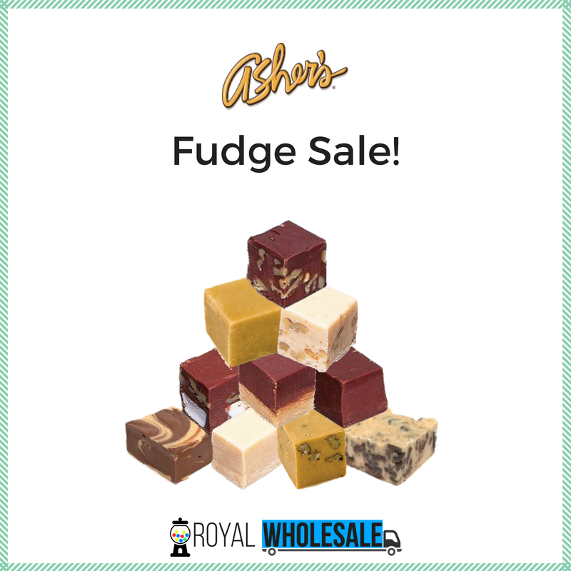 Shop Our Sweet Asher's Fudge Sale!