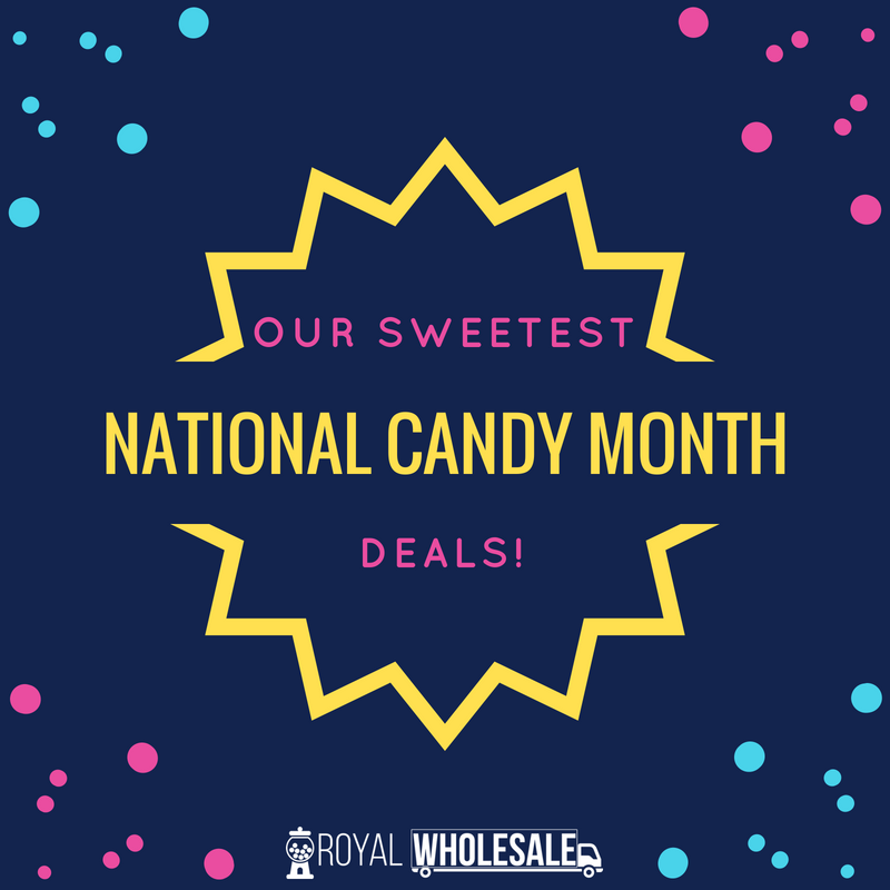 Our Sweetest National Candy Month Deals