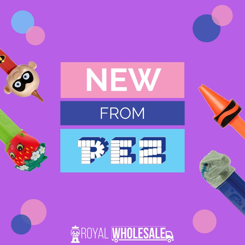 New From PEZ