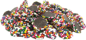 21st Century Milk Chocolate Mini Rainbow Nonpareils