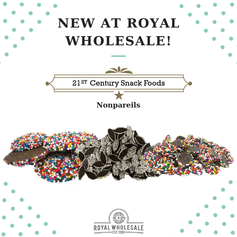 Product Spotlight: 21st Century Snack Foods Nonpareils