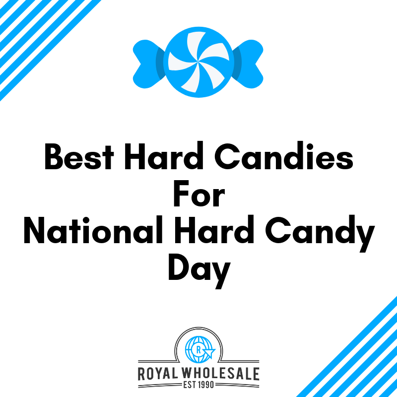 Best Hard Candies For National Hard Candy Day