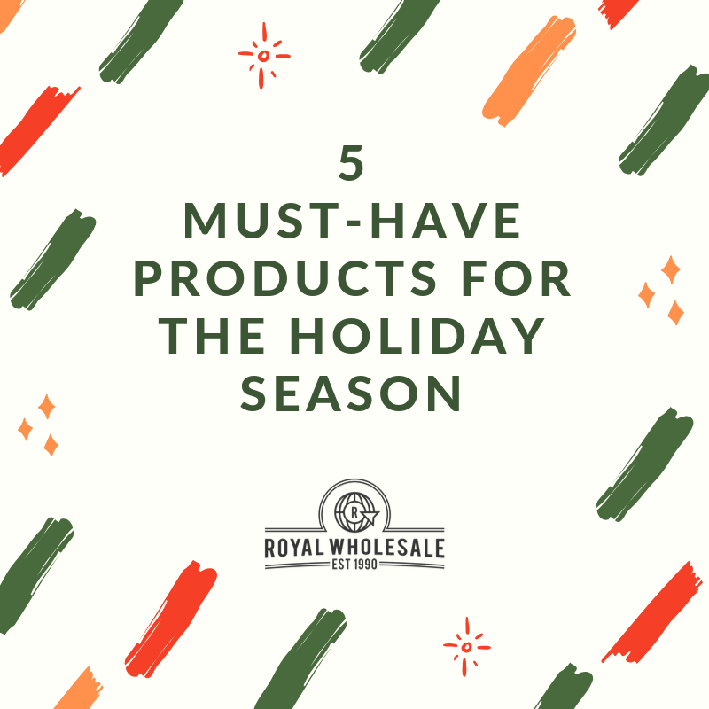 5 Must-Have Products For the Holiday Season