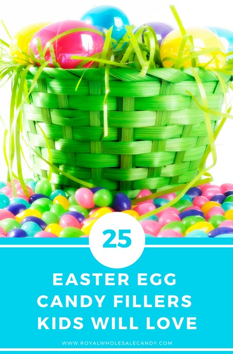 Easter Egg Candy Fillers Kids will love
