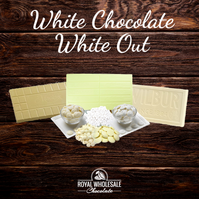 White Chocolate White Out